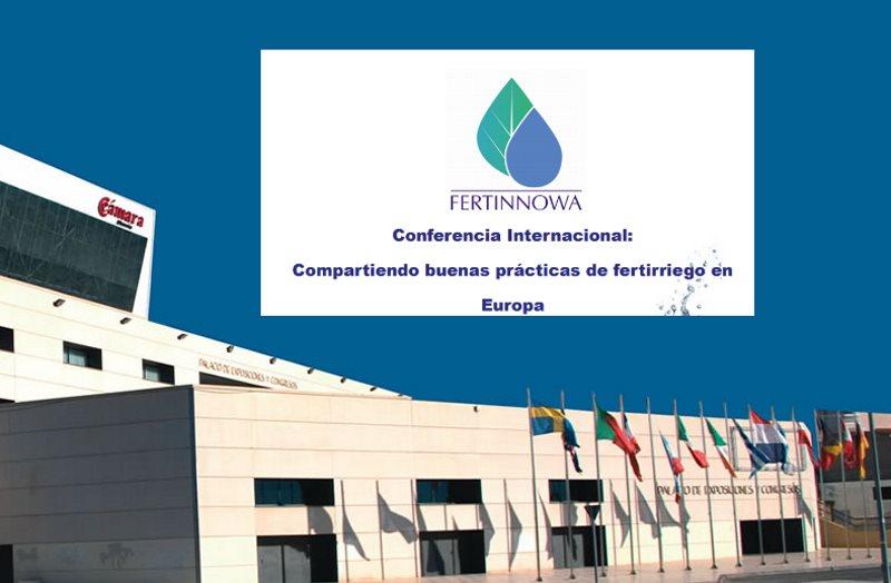 Ingenieros agrícolas mostrarán la eficiencia del riego en Almería a expertos mundiales del proyecto Fertinnowa